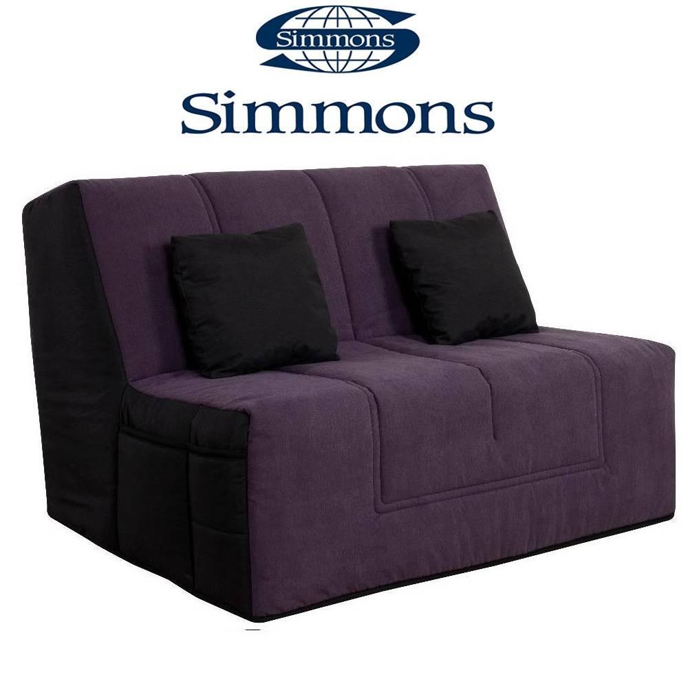 canap convertible bz au meilleur prix canap convertible bz hight coton mauve noir syst me. Black Bedroom Furniture Sets. Home Design Ideas
