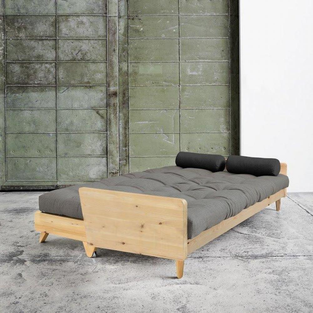 canap banquette futon convertible au meilleur prix canap 3 4 places convertible indie style. Black Bedroom Furniture Sets. Home Design Ideas