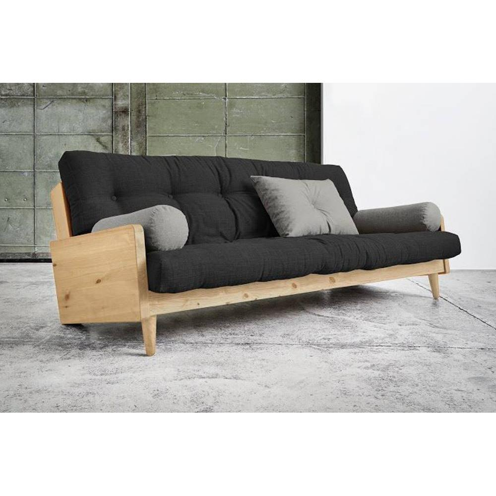 canap s futon canap s syst me rapido canap 3 4 places convertible indie style scandinave. Black Bedroom Furniture Sets. Home Design Ideas