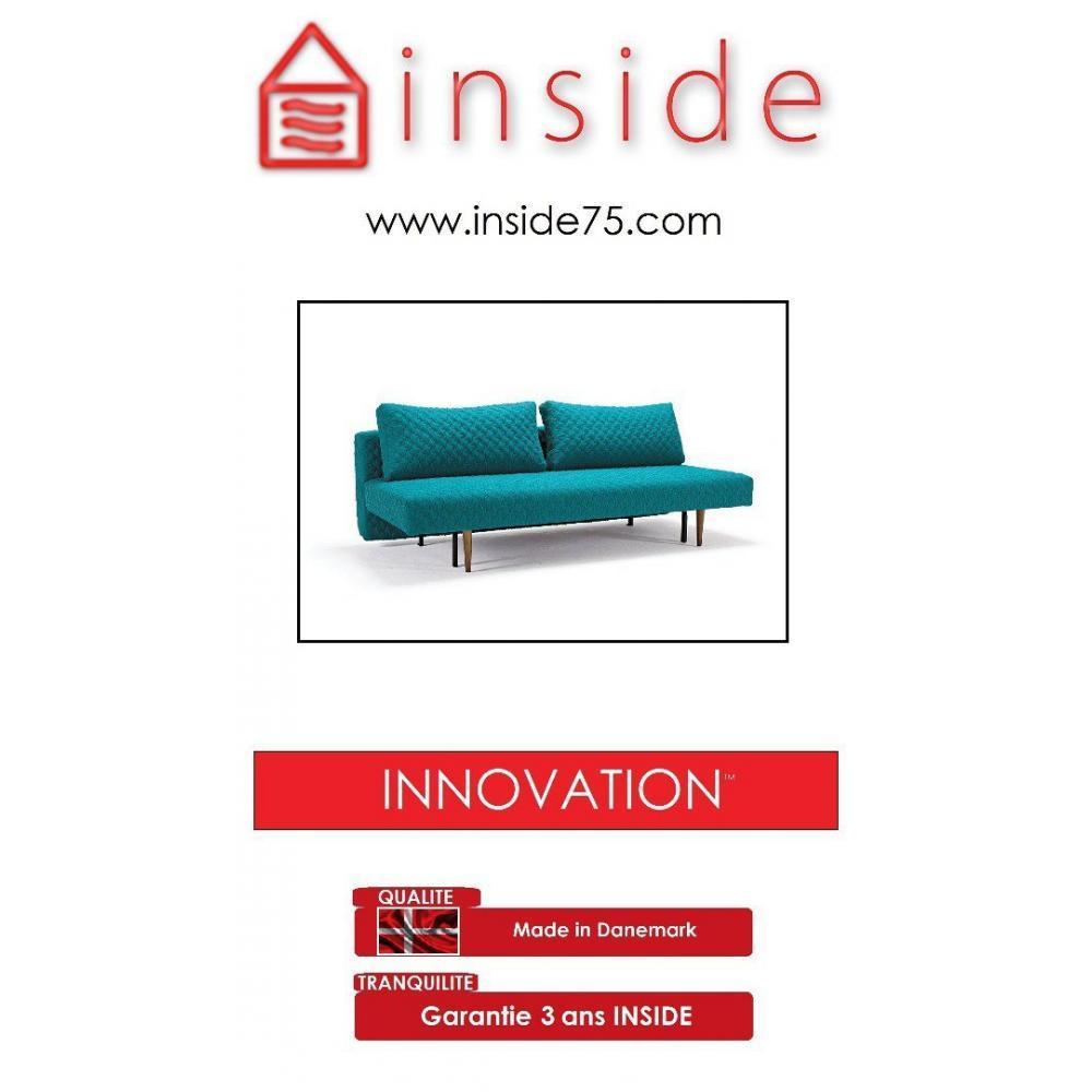 armoire lit escamotables au meilleur prix canap convertible lit innovation living recast bleu. Black Bedroom Furniture Sets. Home Design Ideas