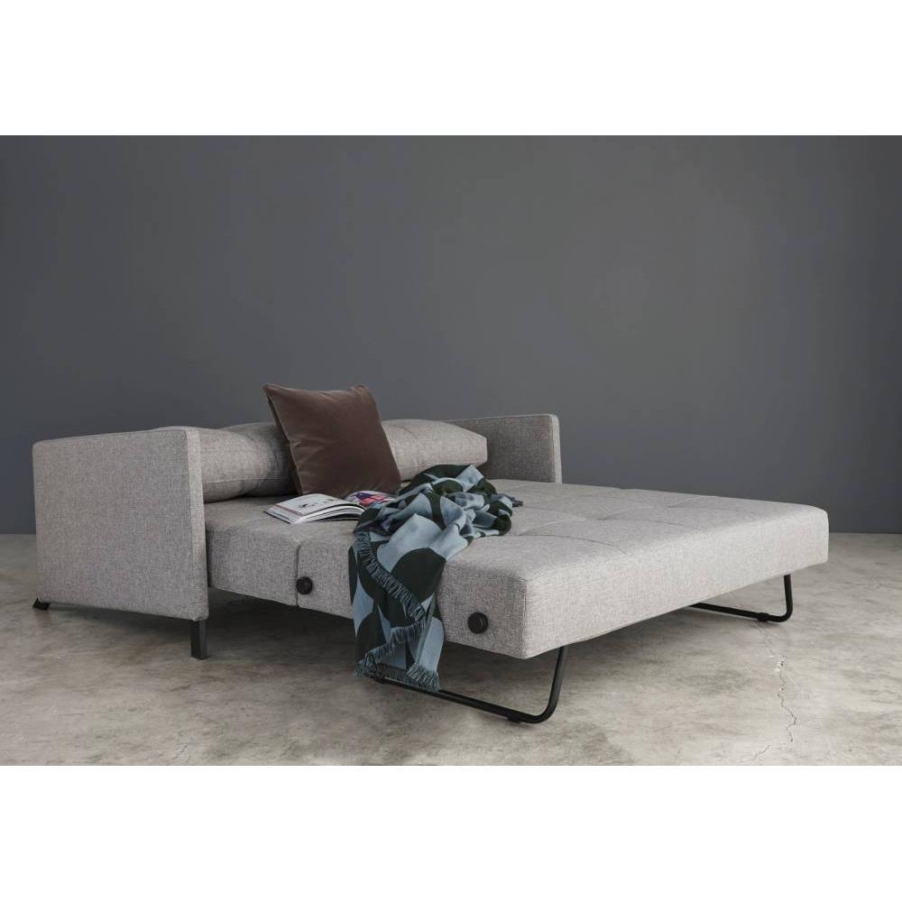canap convertible au meilleur prix canap design cubed 02 arms 160 convertible lit 200 160 cm. Black Bedroom Furniture Sets. Home Design Ideas