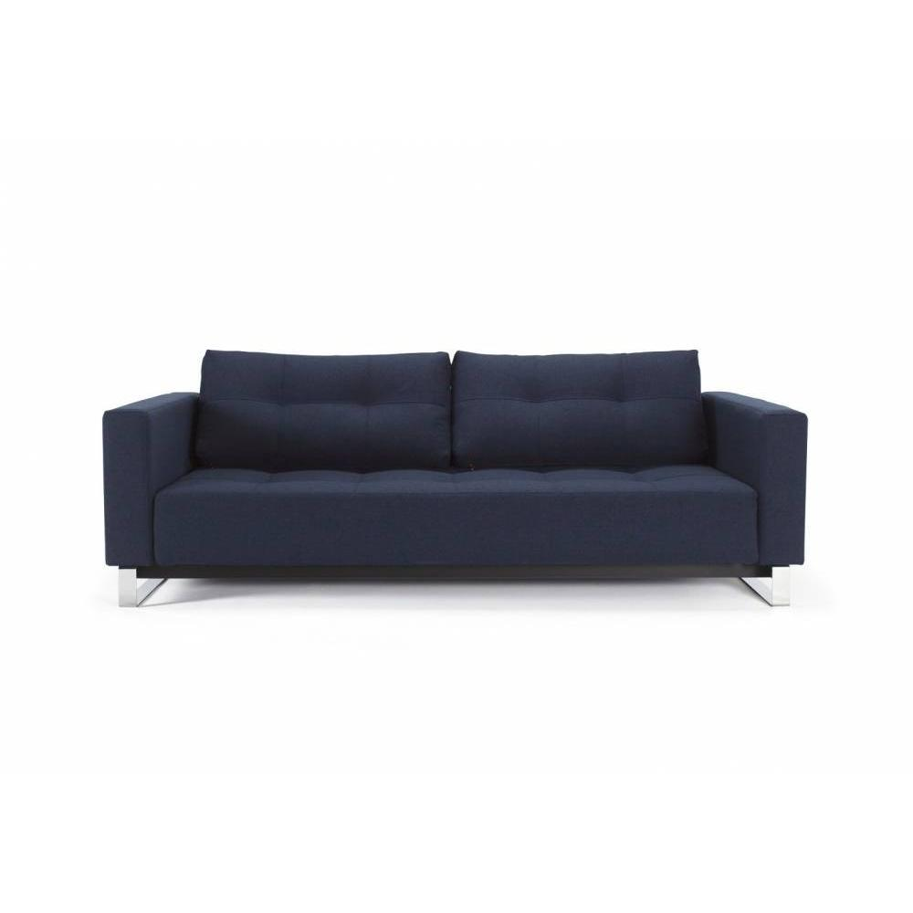 canap convertible design au meilleur prix canap design cassius deluxe excess mixed dance blue. Black Bedroom Furniture Sets. Home Design Ideas