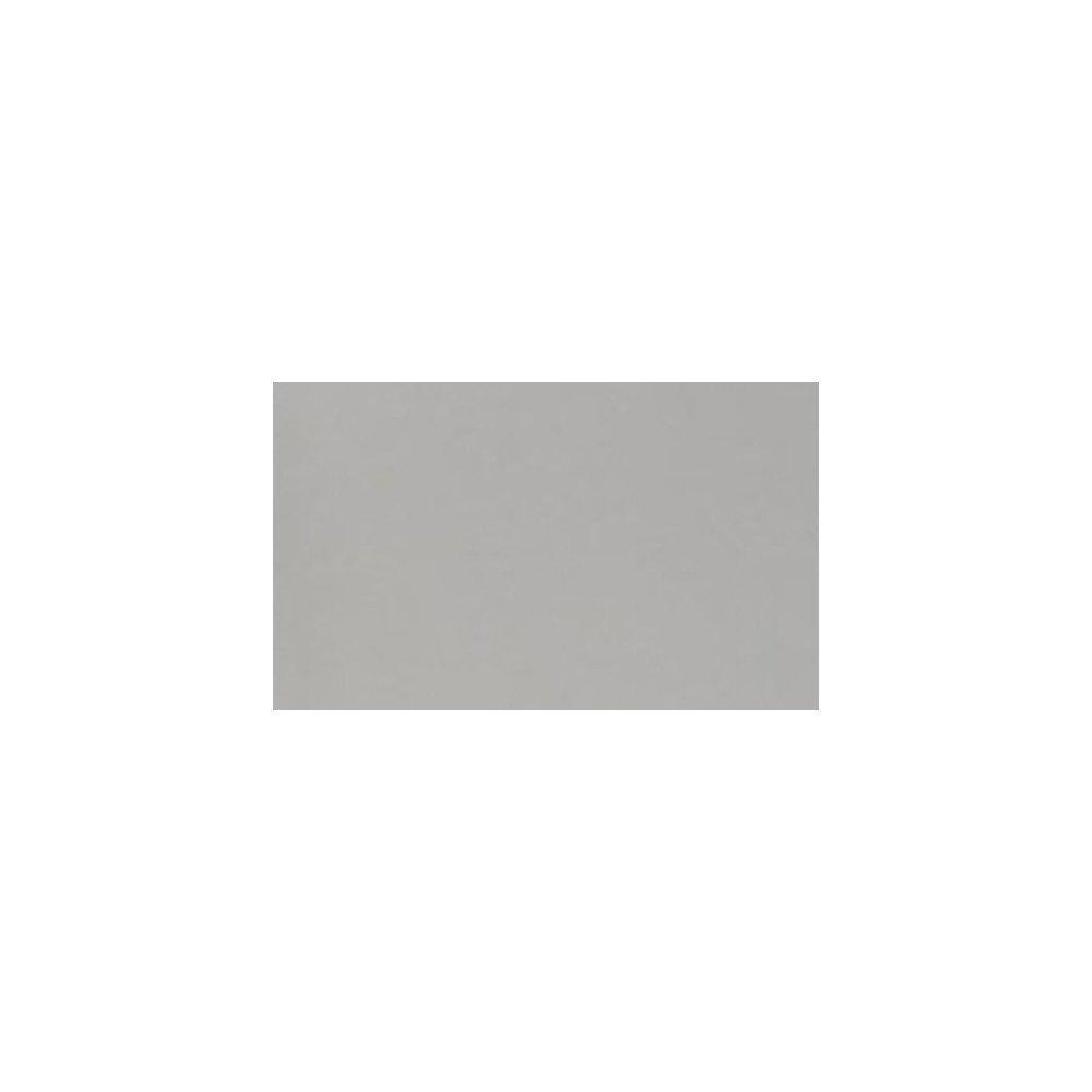Canapé lit MORELIA convertible 140cm RAPIDO matelas 15cm nubucka bicolore blanc cassé et gris clair
