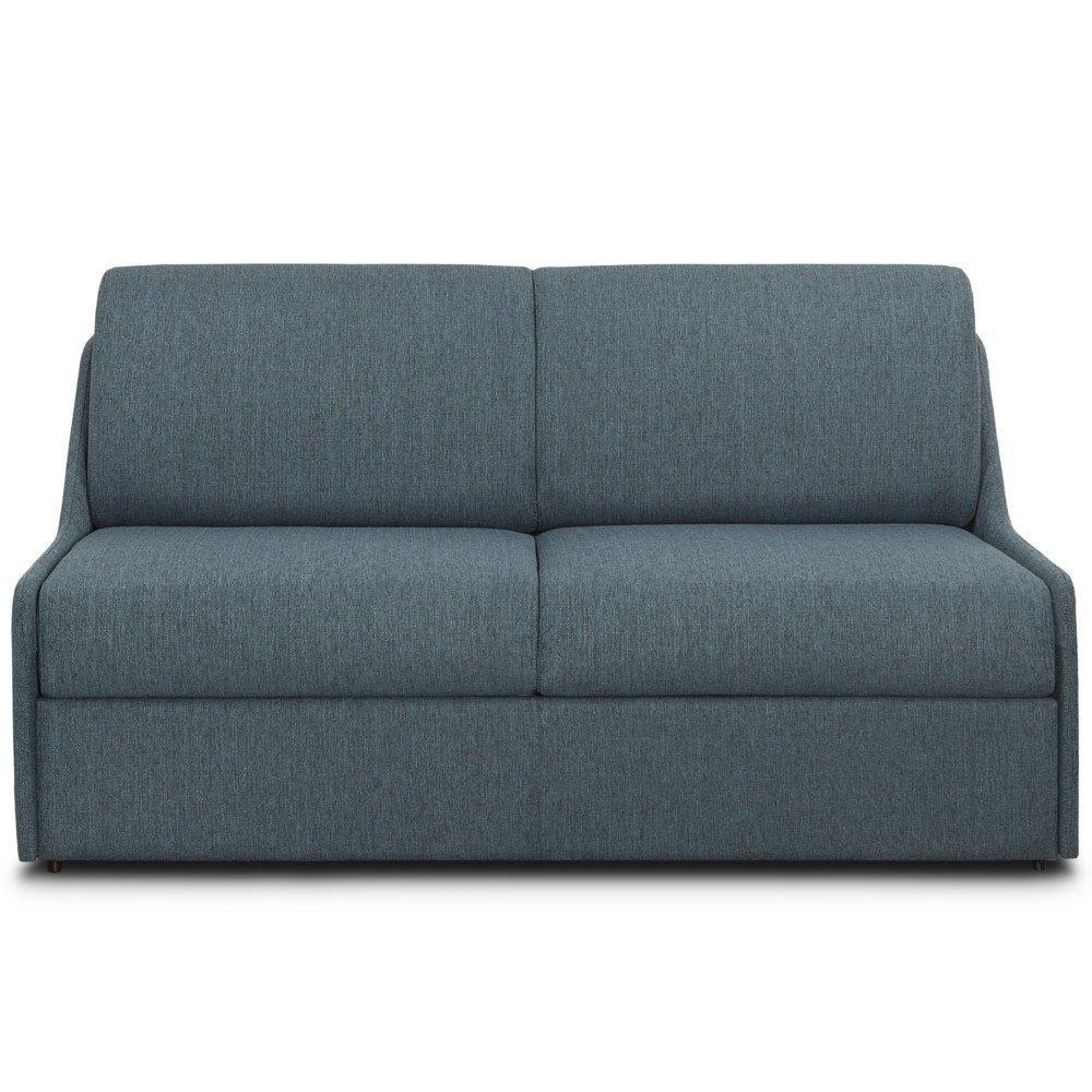 Canapé lit rapido compact 3-4 places RISTRETTO 160 cm matelas 16cm sommier à lattes