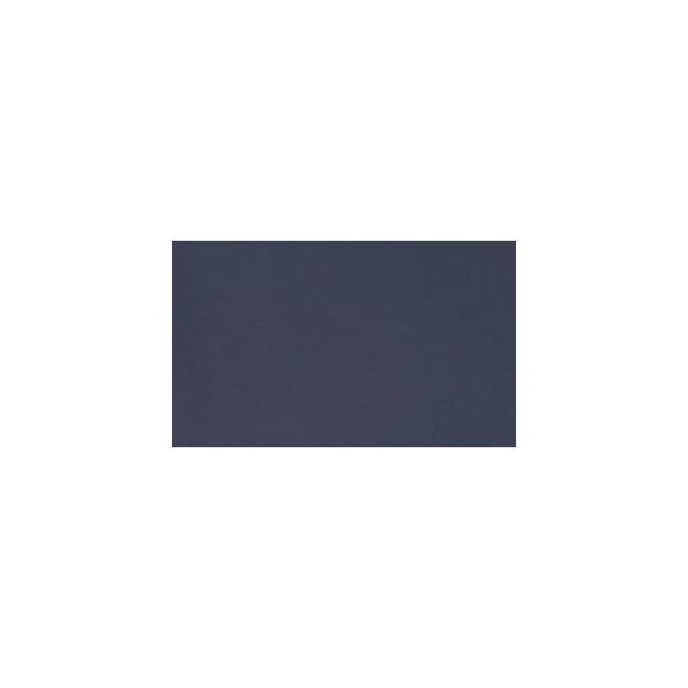 Canapé lit MORELIA convertible 140cm EXPRESS matelas 15cm nubucka bleu nuit