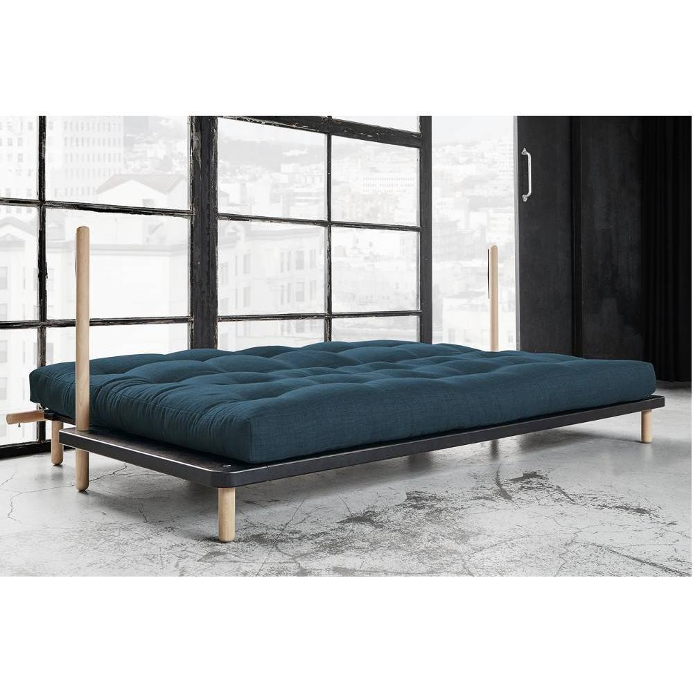 canap convertible au meilleur prix canap convertible point style scandinave matelas futon. Black Bedroom Furniture Sets. Home Design Ideas