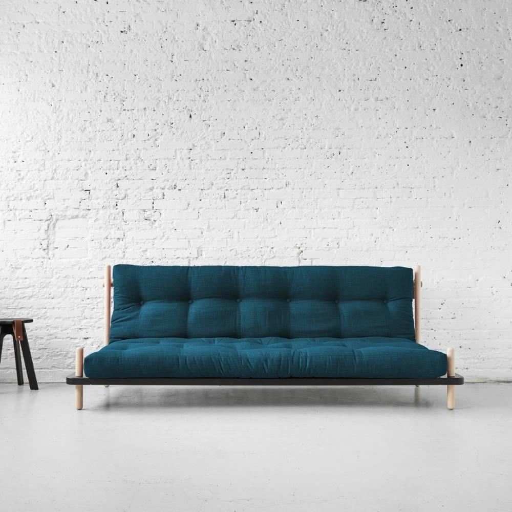 Canap lit clic clac au meilleur prix canap convertible for Canape futon convertible