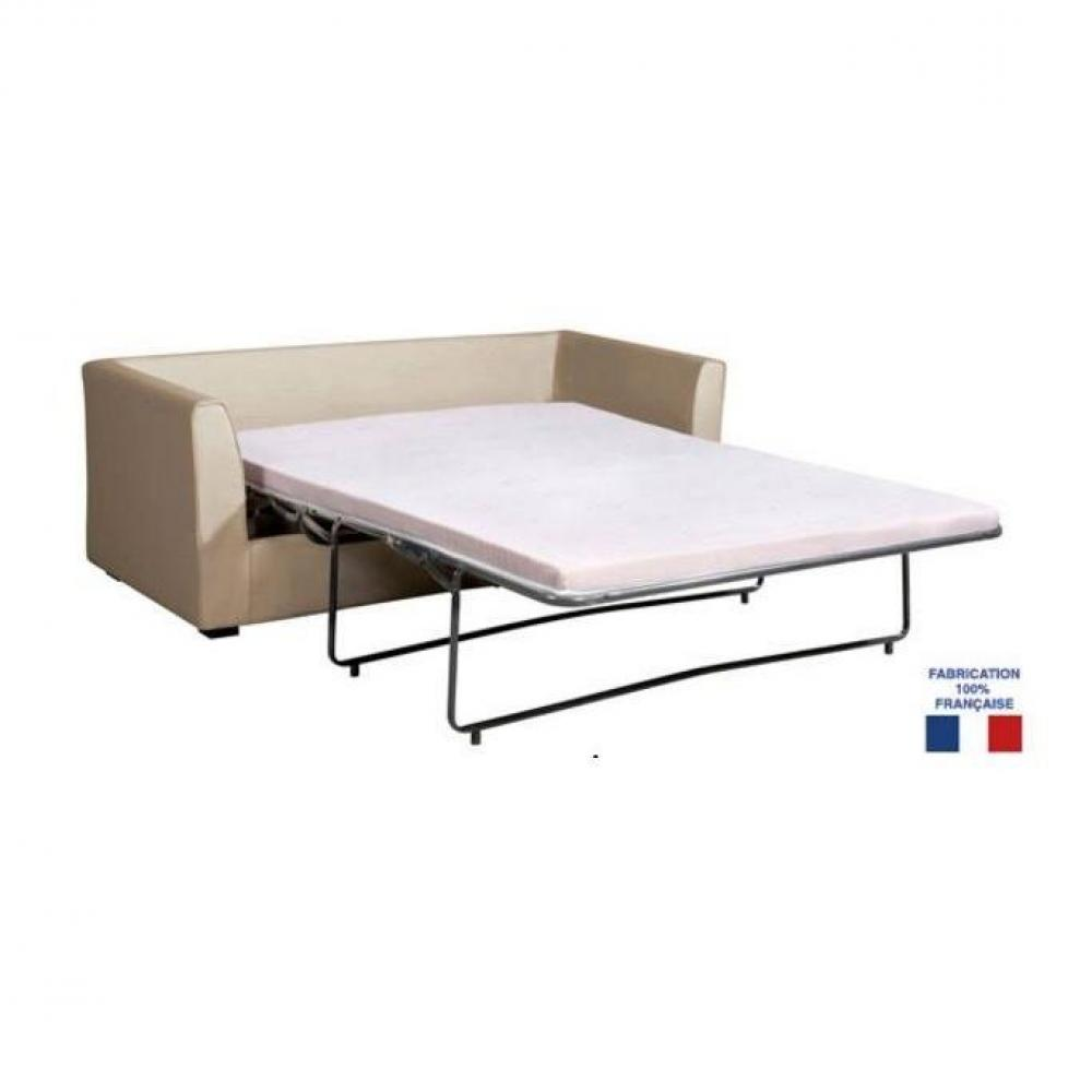 canap convertible au meilleur prix canap lit convertible watson matelas bultex 113 183 10 cm. Black Bedroom Furniture Sets. Home Design Ideas