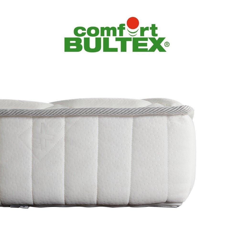 Canapé convertible rapido VENDOME matelas 160cm comfort BULTEX® 16cm sommier lattes RENATONISI et tête de lit intégrée