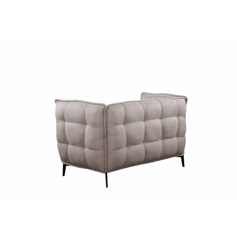 canap fixe confortable design au meilleur prix canap 2 places style scandinave meldola. Black Bedroom Furniture Sets. Home Design Ideas