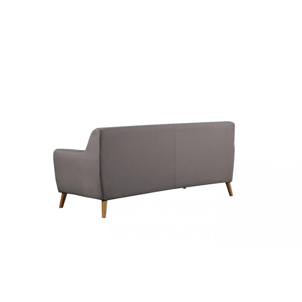 canap design style scandinave au meilleur prix canap 3 places style scandinave bagnolo tissu. Black Bedroom Furniture Sets. Home Design Ideas