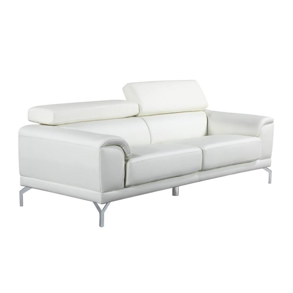 Canapé fixe confortable & design au meilleur prix Canapé 3 places