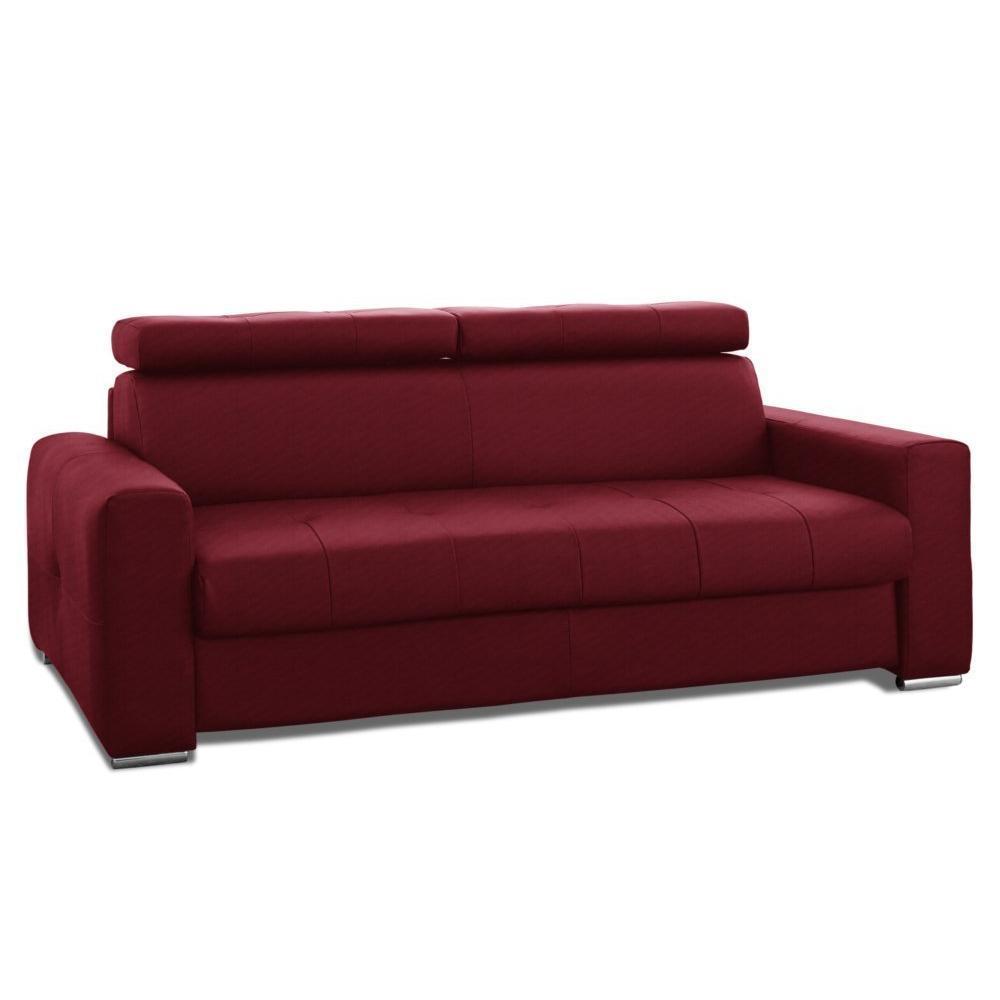 canap fixe confortable design au meilleur prix canap fixe capitonn forli inside75. Black Bedroom Furniture Sets. Home Design Ideas
