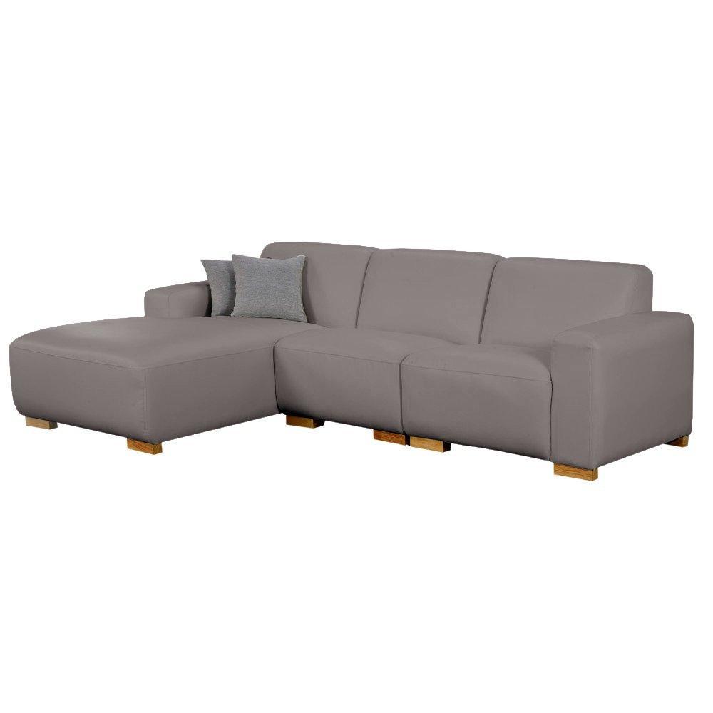 canap d 39 angle moderne et classique au meilleur prix canap d 39 angle gauche fixe marina cuir. Black Bedroom Furniture Sets. Home Design Ideas