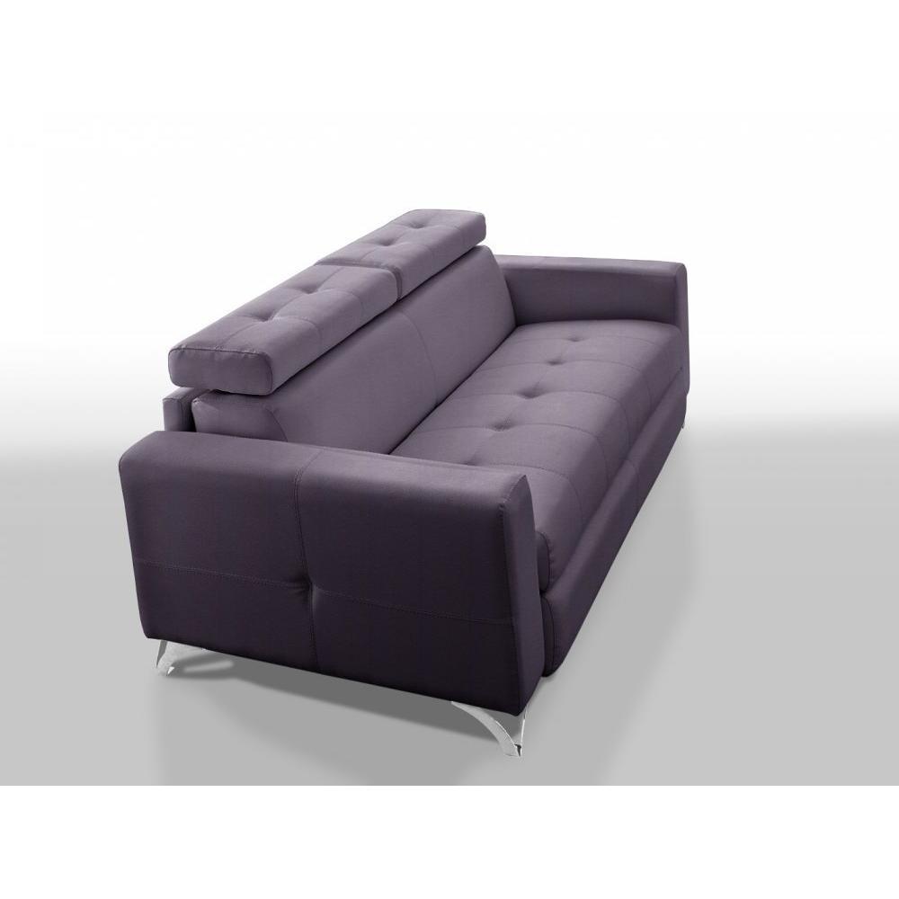 canap fixe confortable design au meilleur prix canap fixe capitonn delano inside75. Black Bedroom Furniture Sets. Home Design Ideas