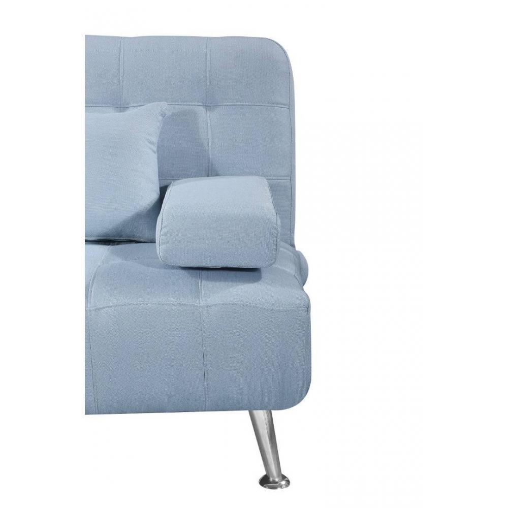 Canape lit clic clac au meilleur prix ensemble dante for Tapis chambre bébé avec canapé 150 cm convertible