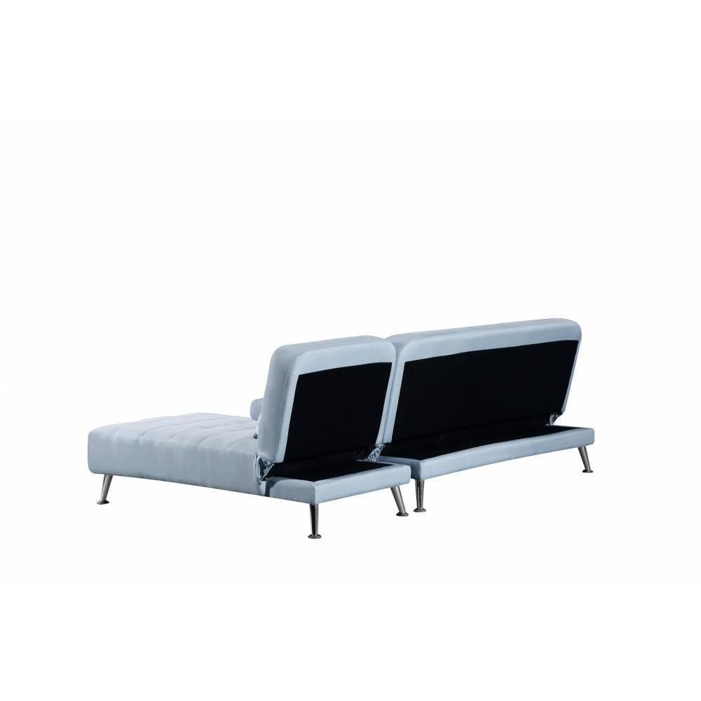 Canape lit clic clac au meilleur prix ensemble dante for Tapis design avec canapé mousse haute résilience