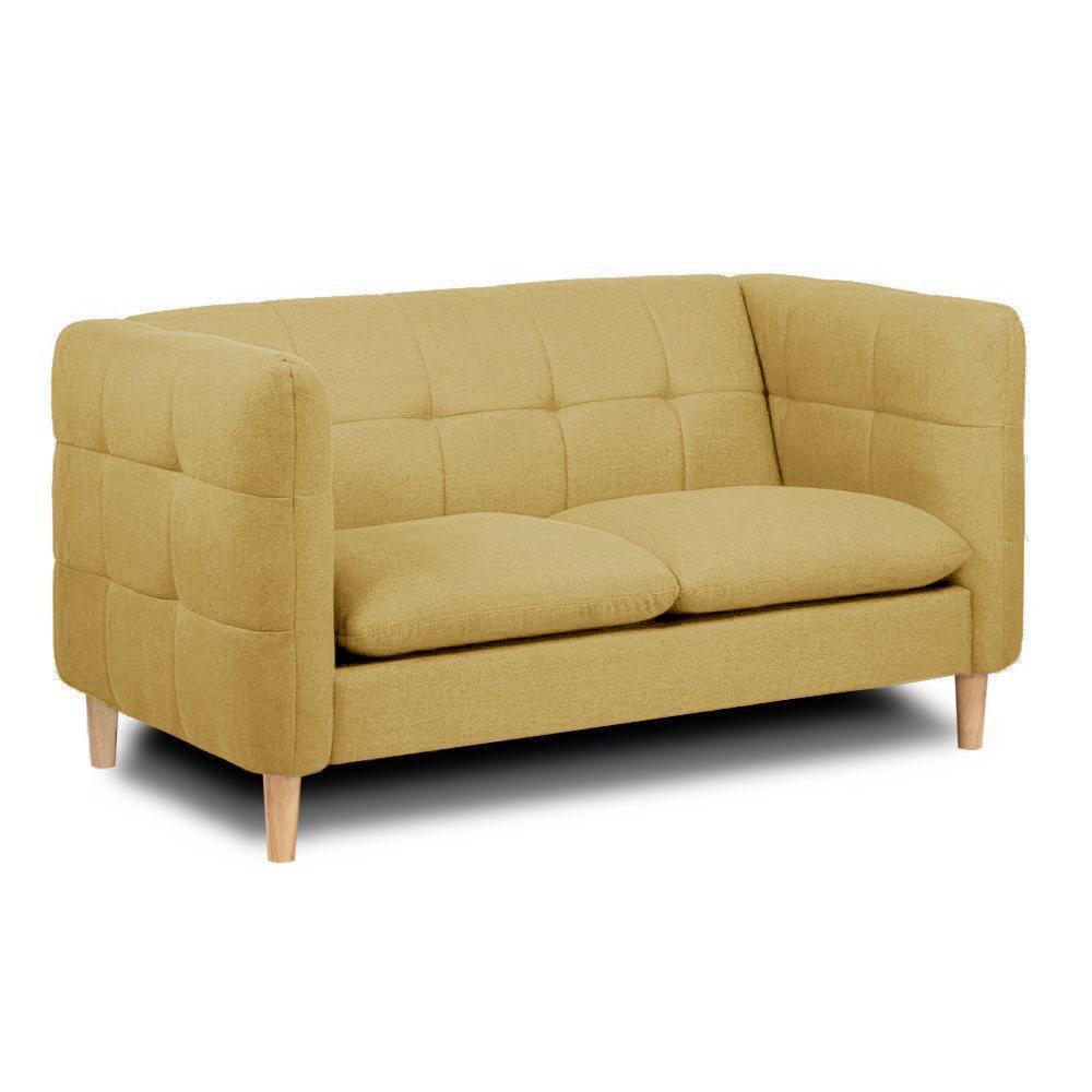 canap design en cuir ou tissu au meilleur prix canap 3 places style scandinave gatteo tissu. Black Bedroom Furniture Sets. Home Design Ideas