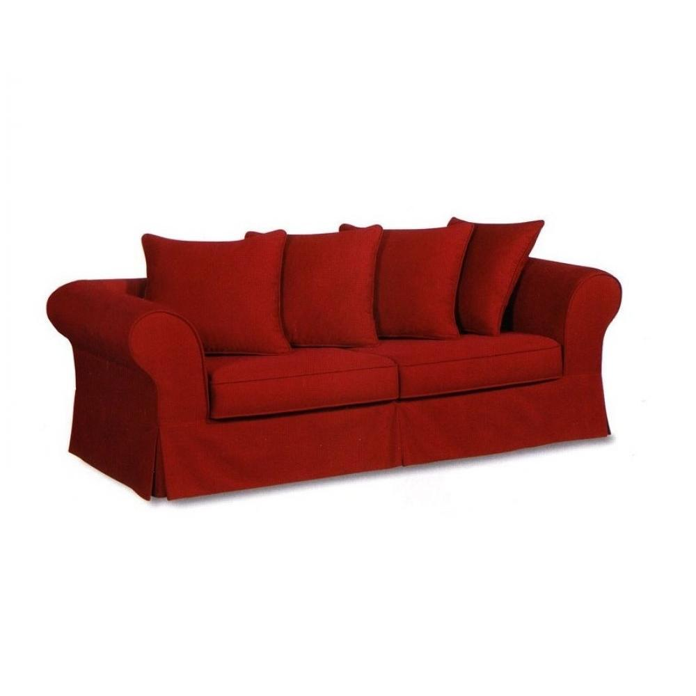 Canap fixe confortable design au meilleur prix canap for Canape 4 places fixe