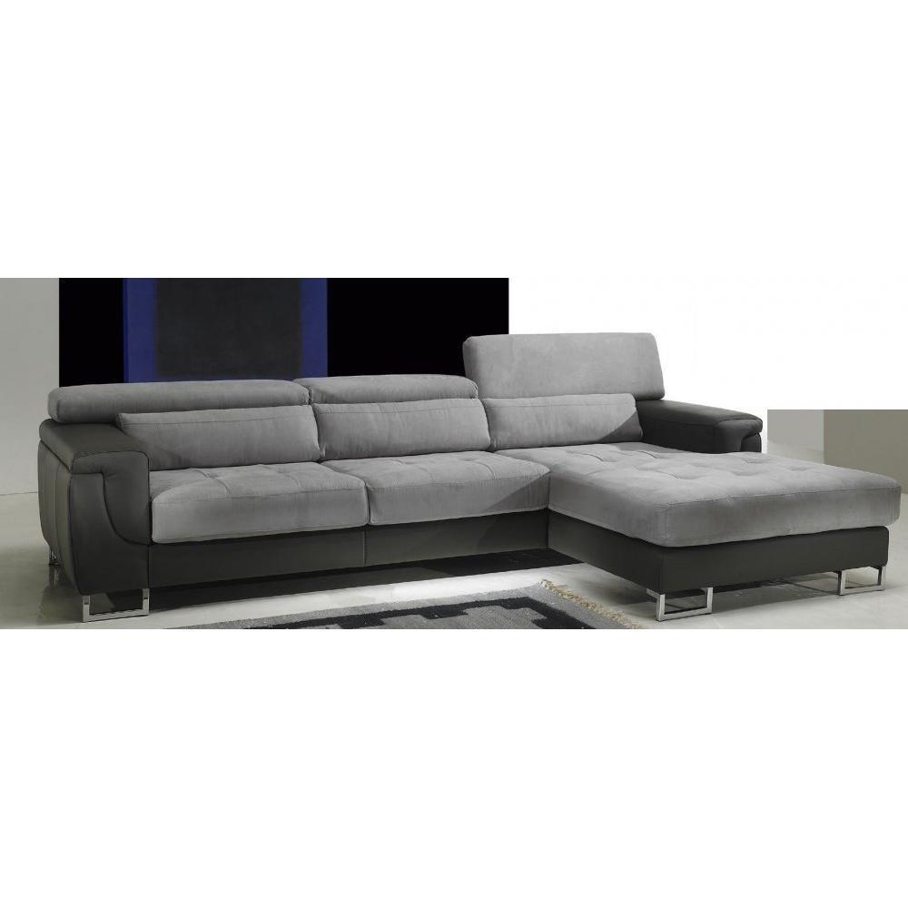 canap d 39 angle moderne et classique au meilleur prix canap d 39 angle droite fixe loft inside75. Black Bedroom Furniture Sets. Home Design Ideas