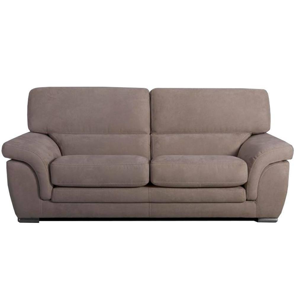canap fixe confortable design au meilleur prix canap fixe rudy 3 places inside75. Black Bedroom Furniture Sets. Home Design Ideas