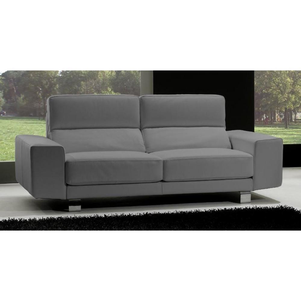 canap fixe confortable design au meilleur prix canap fixe italien loft 202 cm inside75. Black Bedroom Furniture Sets. Home Design Ideas