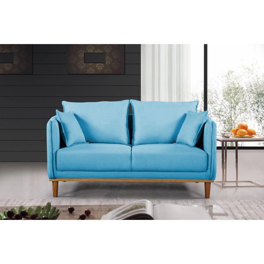 canap design style scandinave au meilleur prix canap 2 places style scandinave lizzano tissu. Black Bedroom Furniture Sets. Home Design Ideas