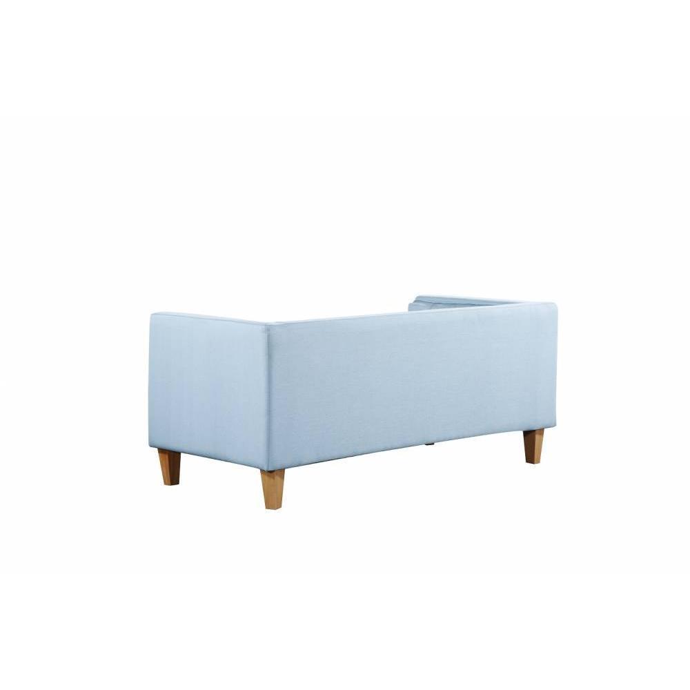 canap design en cuir ou tissu au meilleur prix canap 2 places style scandinave piavola inside75. Black Bedroom Furniture Sets. Home Design Ideas