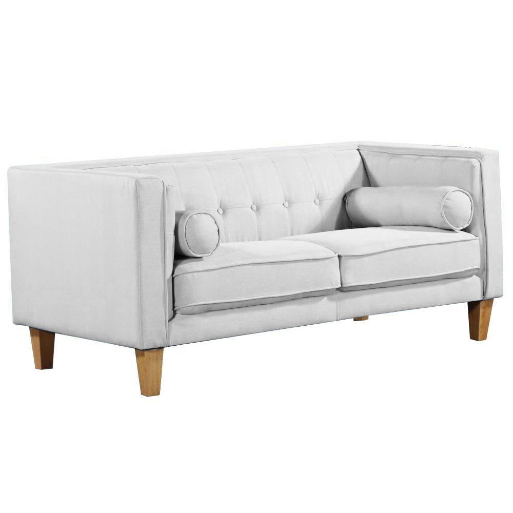 Canapé fixe confortable & design au meilleur prix, Canapé 2 places ...