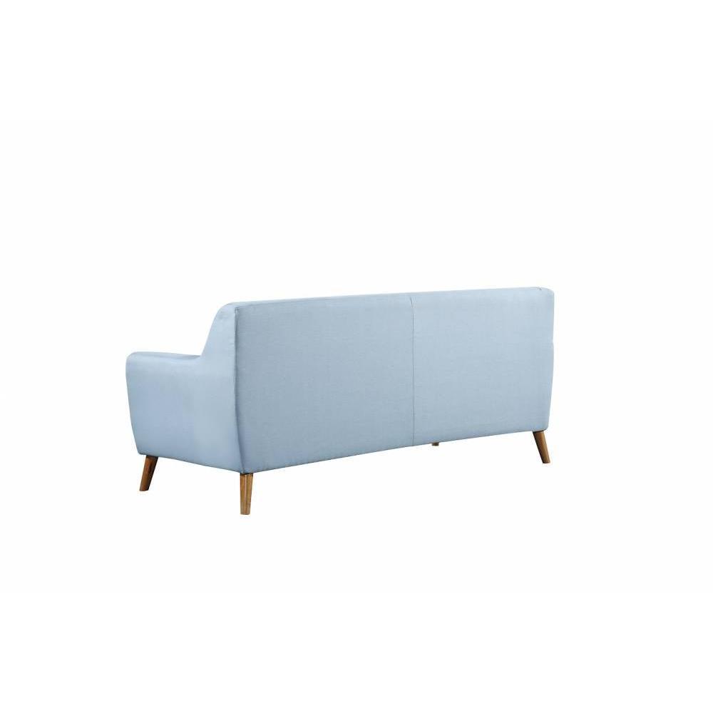 canap fixe confortable design au meilleur prix canap 3 places style scandinave bagnolo. Black Bedroom Furniture Sets. Home Design Ideas