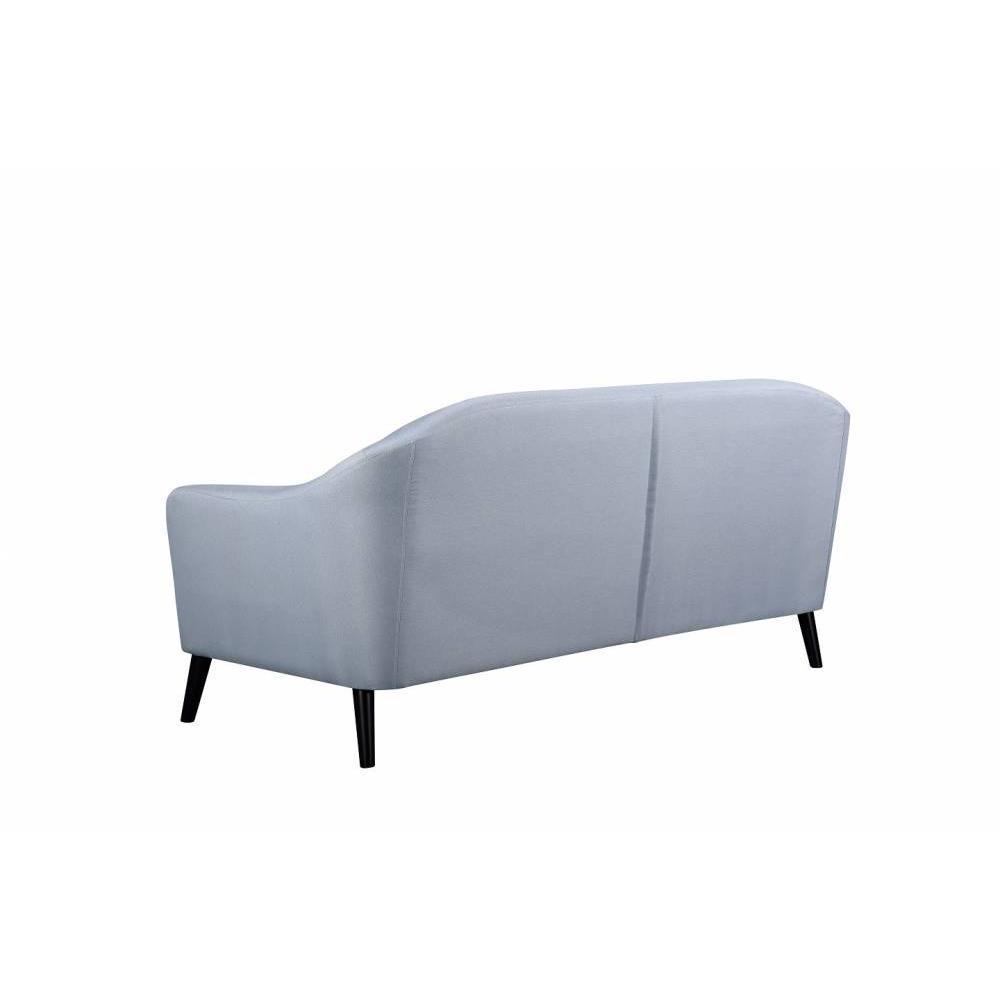 canap design style scandinave au meilleur prix canap 3 places style scandinave igea inside75. Black Bedroom Furniture Sets. Home Design Ideas