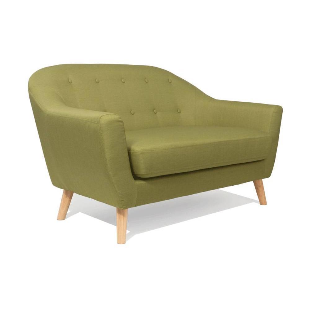 canap design en cuir ou tissu au meilleur prix canap scandinave utm rkt 2 places vert lime. Black Bedroom Furniture Sets. Home Design Ideas