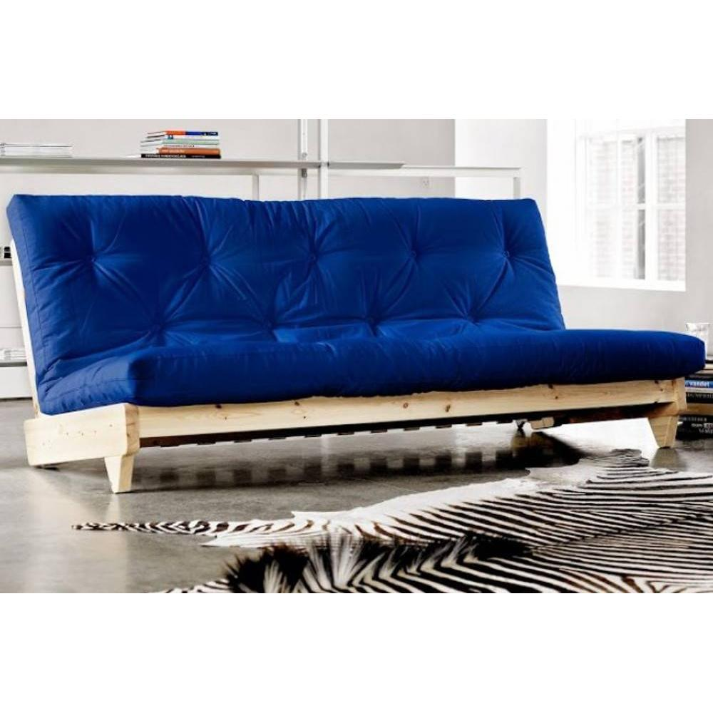 canap banquette futon convertible au meilleur prix banquette lit futon bleu royal fresh 3. Black Bedroom Furniture Sets. Home Design Ideas