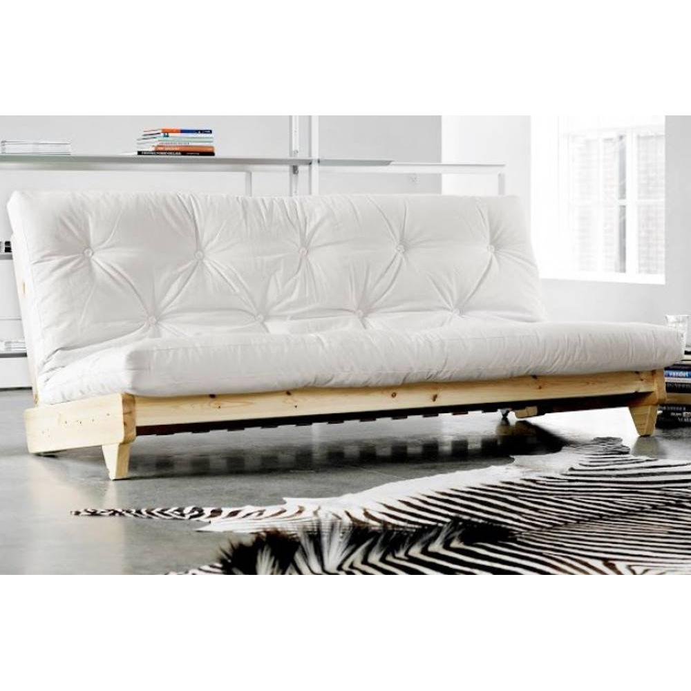 canap banquette futon convertible au meilleur prix banquette lit futon cru fresh 3 places. Black Bedroom Furniture Sets. Home Design Ideas