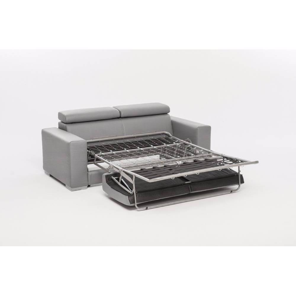 canap convertible ouverture express au meilleur prix canap convertible expresso tissu gris. Black Bedroom Furniture Sets. Home Design Ideas