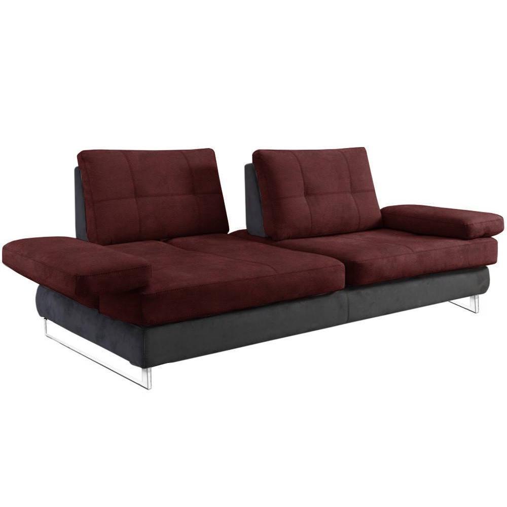 Canap fixe confortable design au meilleur prix canap - Marque de canape italien ...