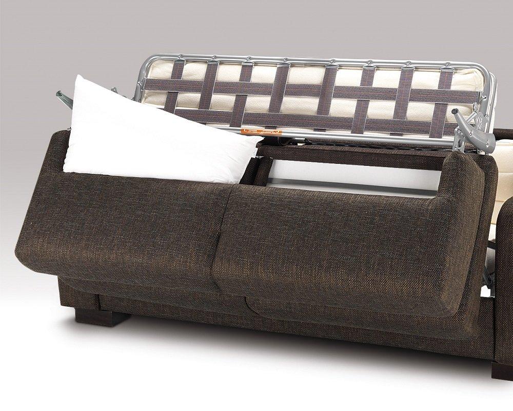 Canapé Convertible LOTTO MAGNUM MAXI Ouverture Assistée Matelas 18 cm 120*200.