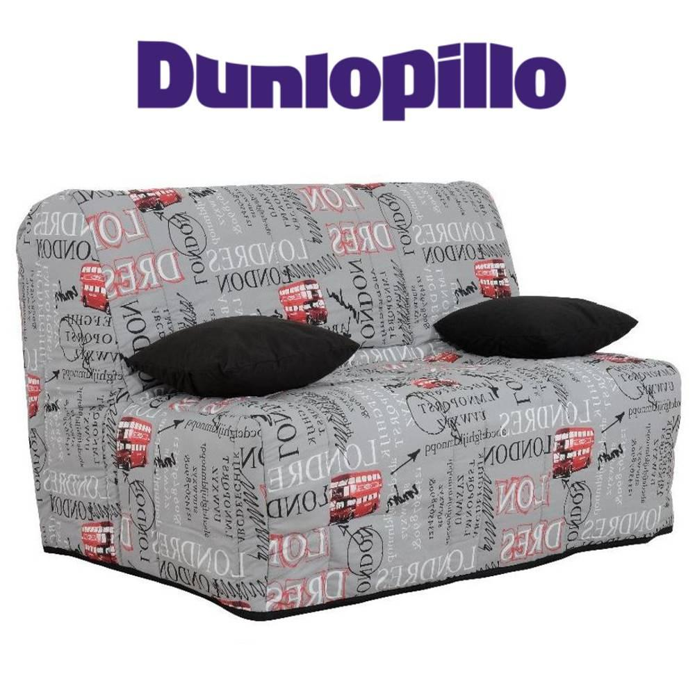 dunlopillo canap convertible excellent gallery of awesome clic clac confortable pour dormir. Black Bedroom Furniture Sets. Home Design Ideas