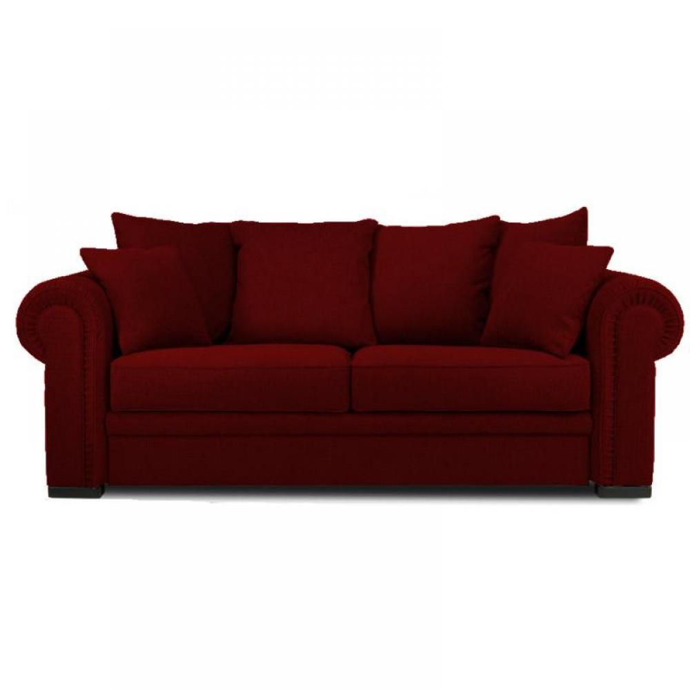 Canapé CHESTERFIELD convertible ouverture EXPRESS Couchage 120 * 200 cm.