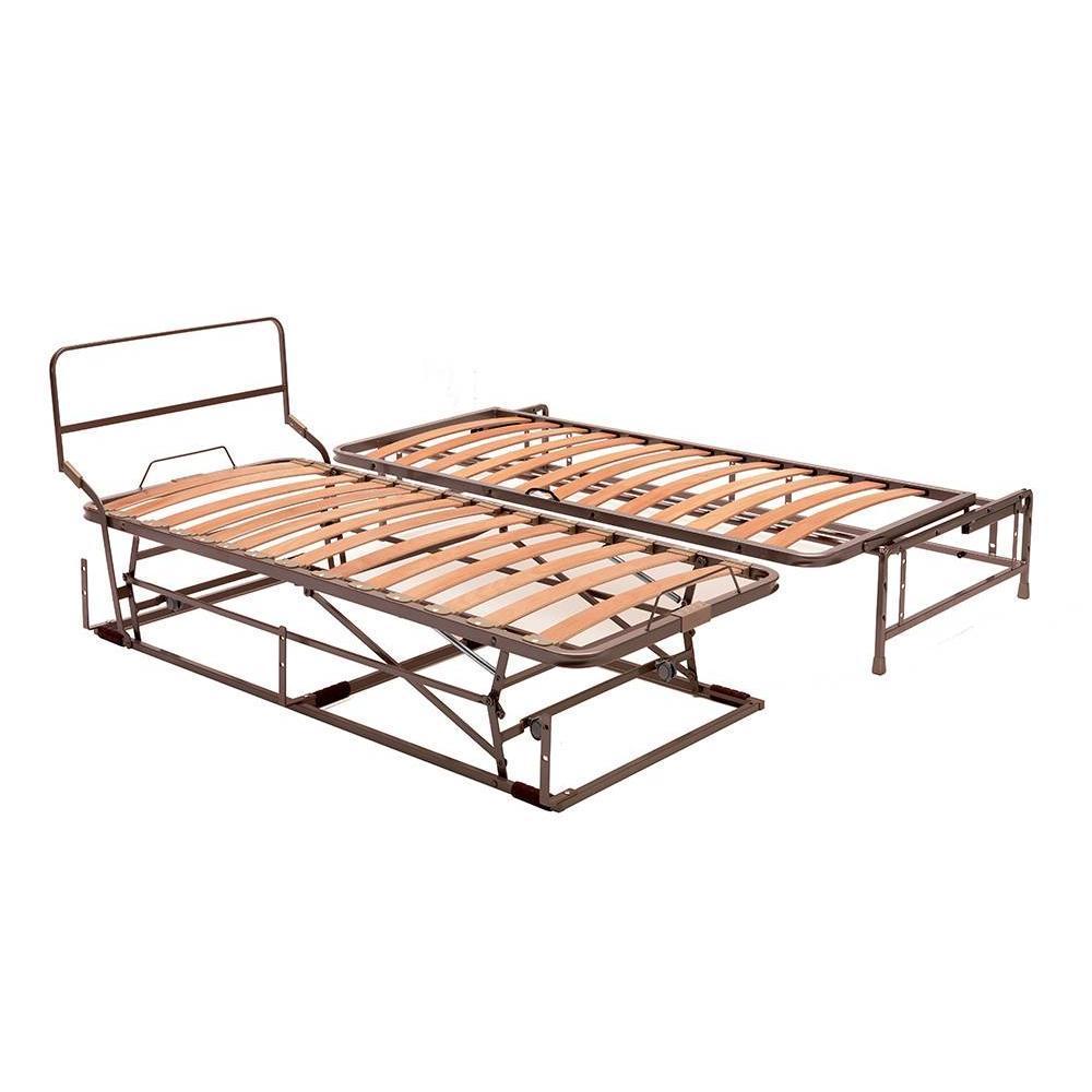 canap lit gigogne au meilleur prix canap 3 4 places lit gigogne fantasia couchage 158 190cm. Black Bedroom Furniture Sets. Home Design Ideas