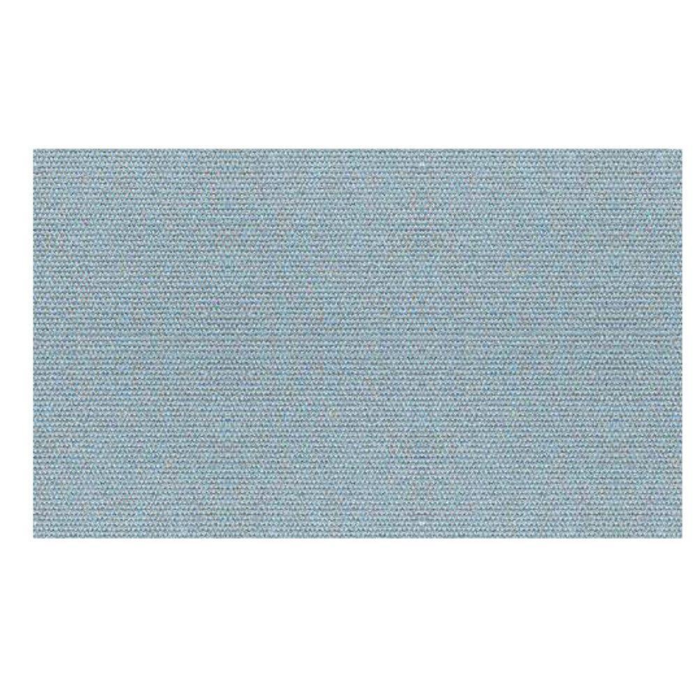 Module convertible LOUNGE 3 places en tissu bleu ciel couchage 160*198cm  SOFTLINE