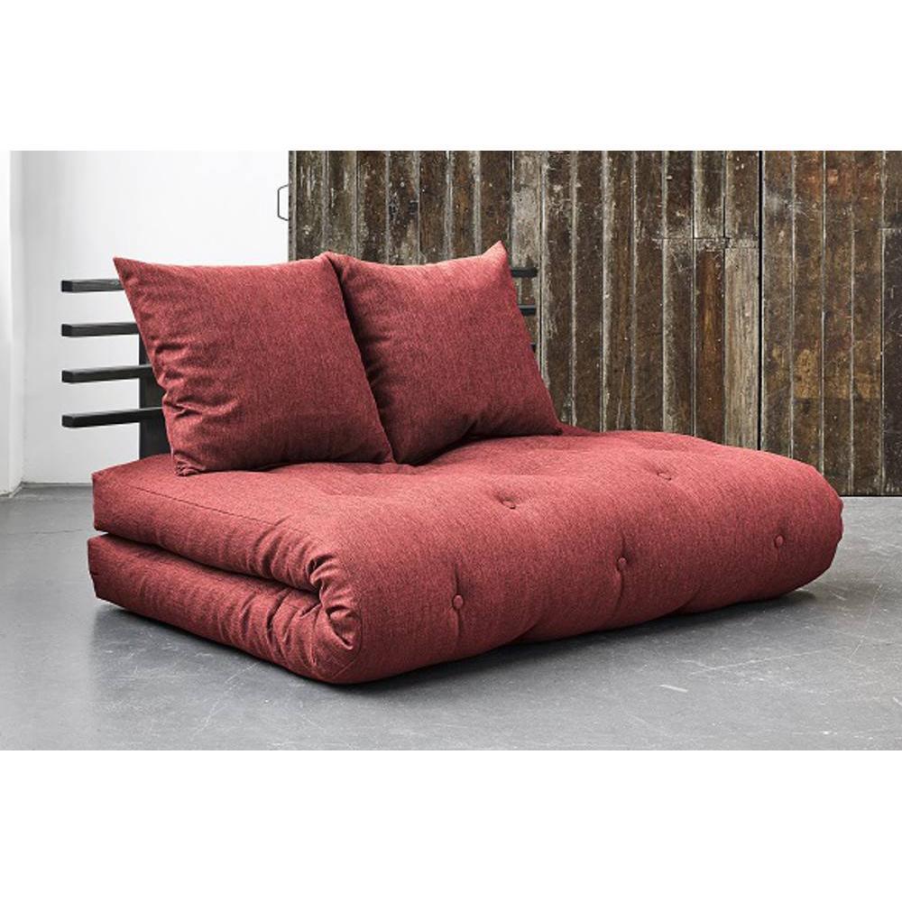 canap convertible au meilleur prix canap lit noir shin sano futon rouge passion couchage 140. Black Bedroom Furniture Sets. Home Design Ideas