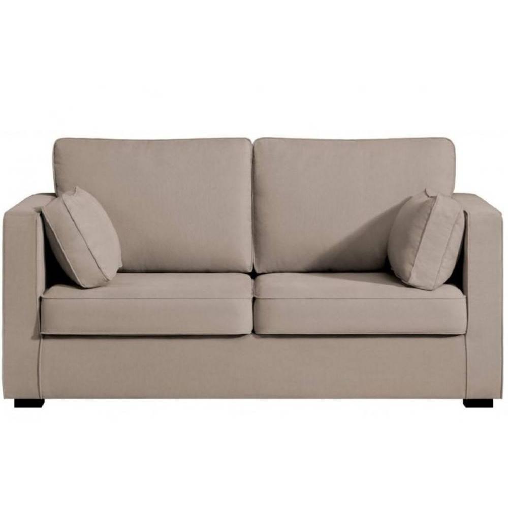 canap fixe confortable design au meilleur prix canap fixe palerme 2 places inside75. Black Bedroom Furniture Sets. Home Design Ideas