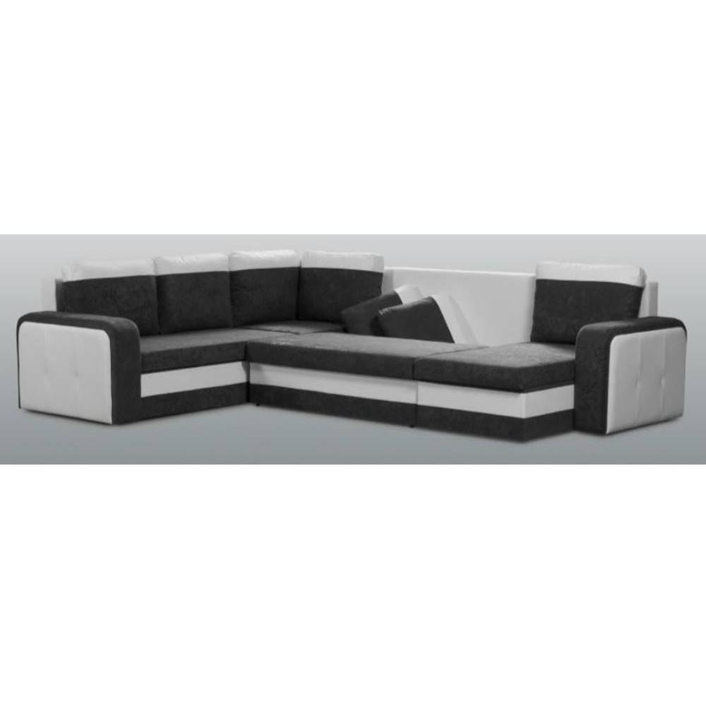 canap d 39 angle gigogne au meilleur prix canap convertible nyx angle panoramique en bi mati re. Black Bedroom Furniture Sets. Home Design Ideas
