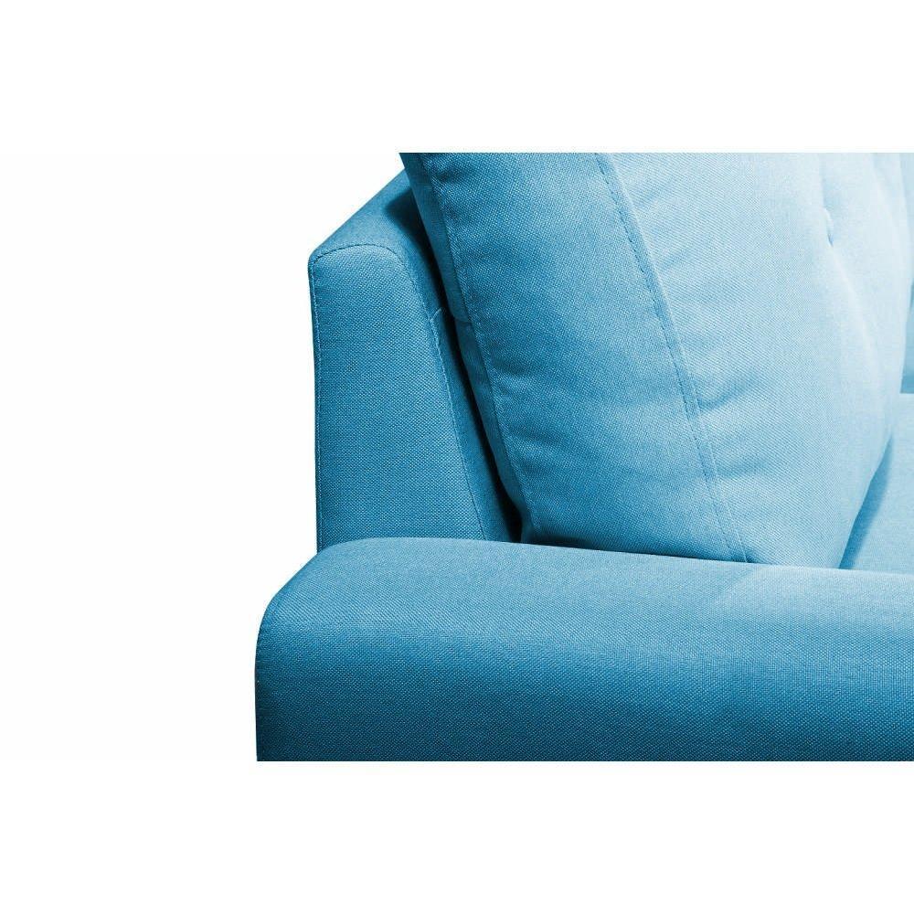 Canap d 39 angle gigogne au meilleur prix canap d 39 angle panoramique gigogne convertible ciola - Canape d angle convertible bleu ...