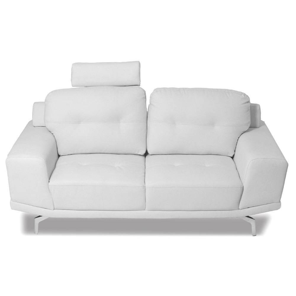 canap design en cuir ou tissu au meilleur prix canap fixe et pouf relax capitonn cesena 2. Black Bedroom Furniture Sets. Home Design Ideas