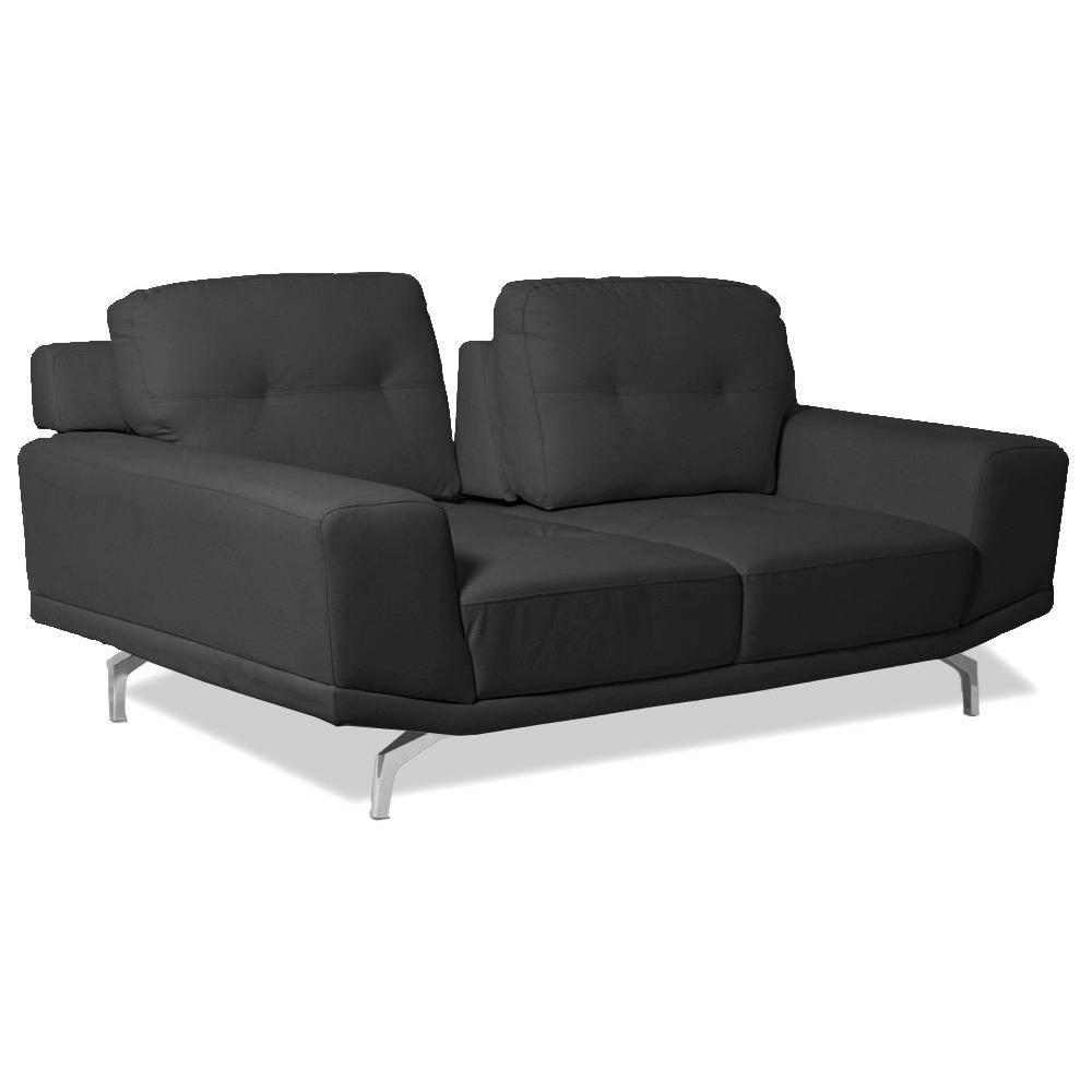 canap fixe confortable design au meilleur prix canap fixe et pouf relax capitonn cesena 2. Black Bedroom Furniture Sets. Home Design Ideas