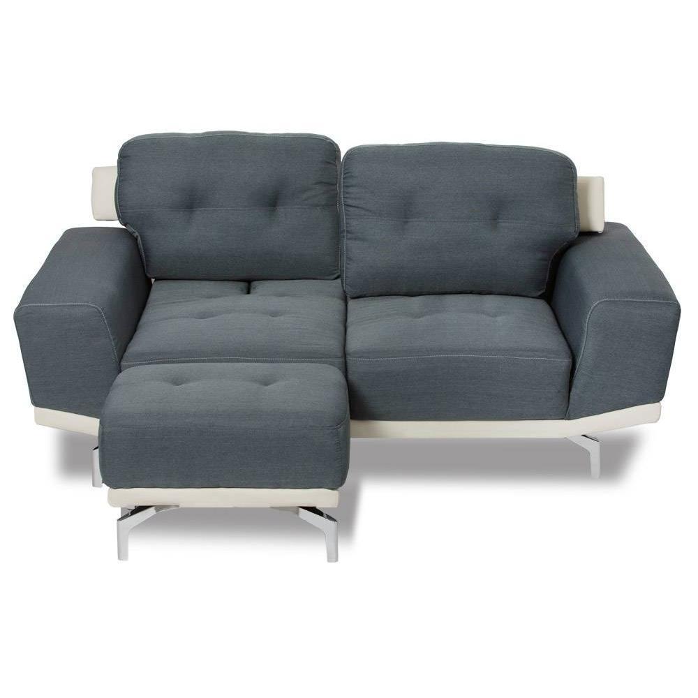 Canap fixe confortable design au meilleur prix canap fixe et pouf re - Canapes fixes 3 places ...