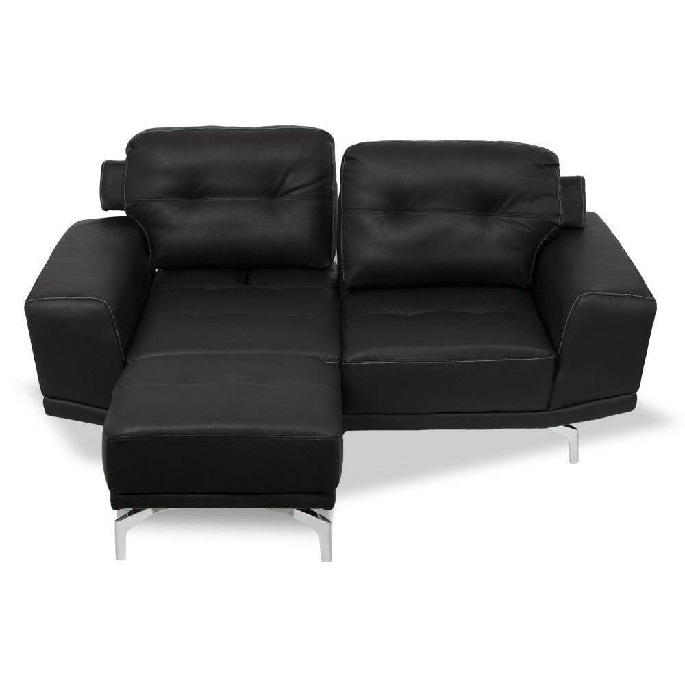 canap design en cuir ou tissu au meilleur prix canap fixe et pouf relax capitonn cesena 3. Black Bedroom Furniture Sets. Home Design Ideas