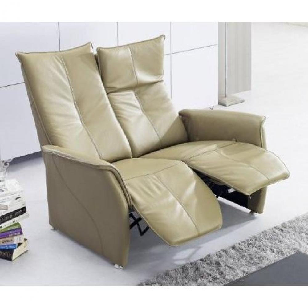 Chaises meubles et rangements premium canap relax cuir - Canape cuir taupe ...